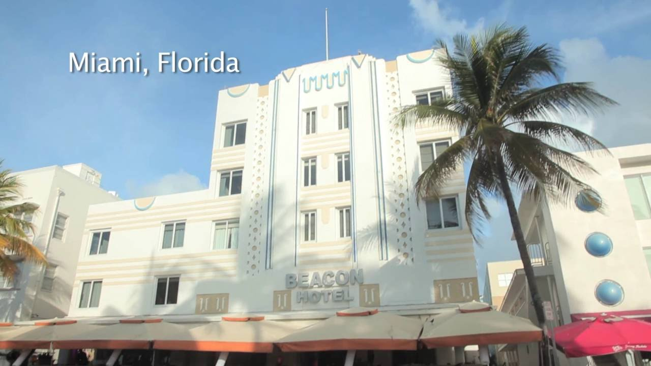 Discover The Beacon South Beach Hotel Iconic Art Deco On Ocean Drive