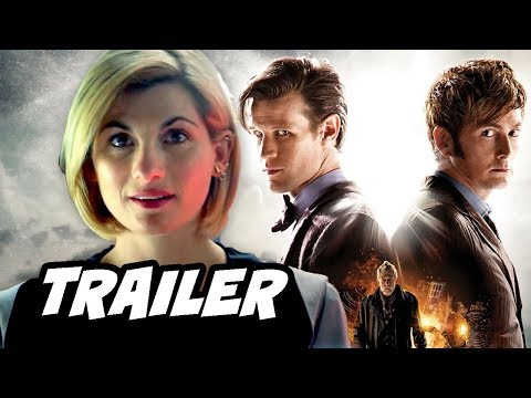 Doctor Who Series 11 Trailer Easter Eggs Explained - Comic Con 2018