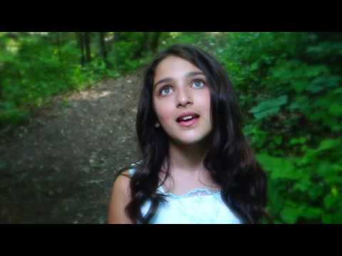 Cam - Burning House - cover by 11 year old Julie Bella