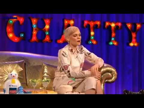 Jessie J Alan Carr Interview