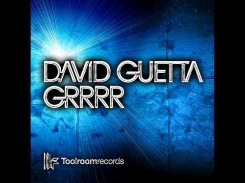 David Guetta 'GRRRR'