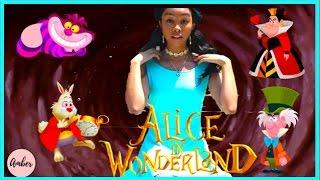 Alice in Wonderland Lookbook