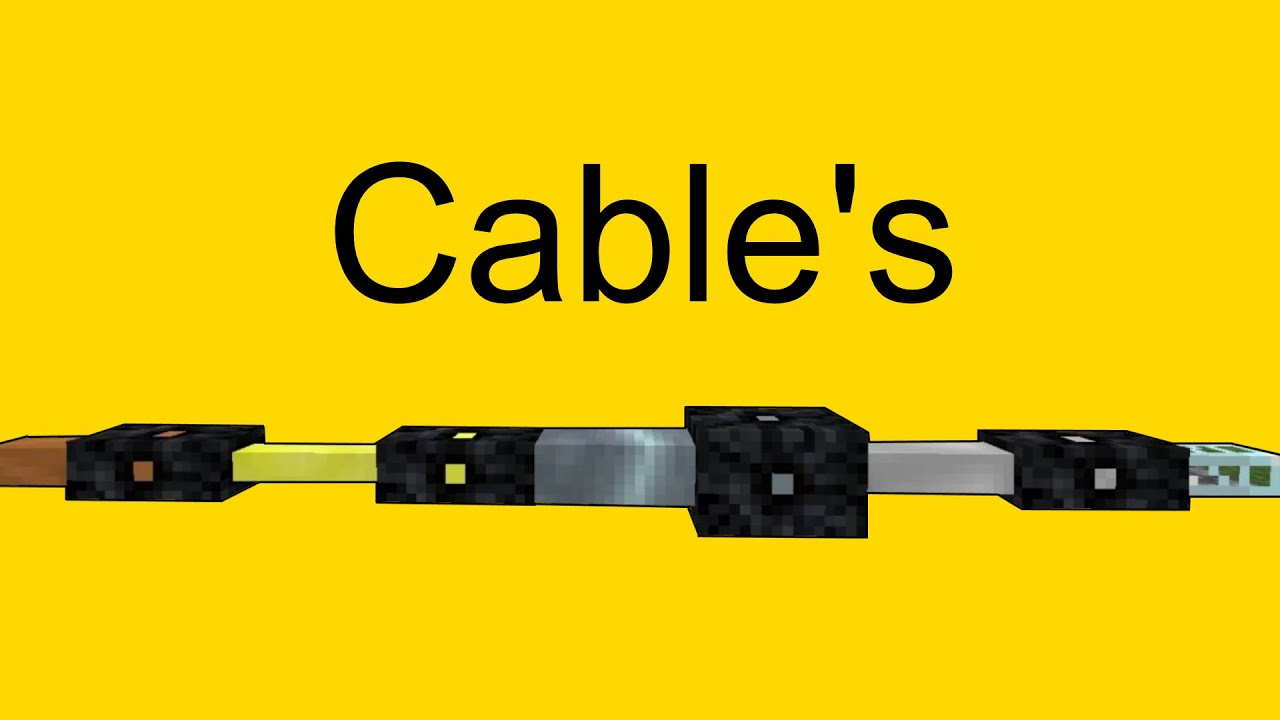 ic2 tutorial cables minecraft