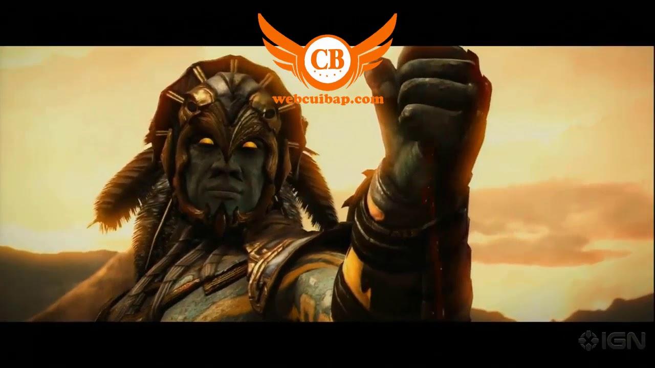Mortal Kombat 11 Android APK hack v2 2 0 + DATA game - WebCuiBap