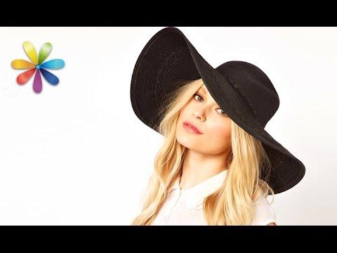 Шляпки, кепочки, панамки своими руками - переделки и идеи