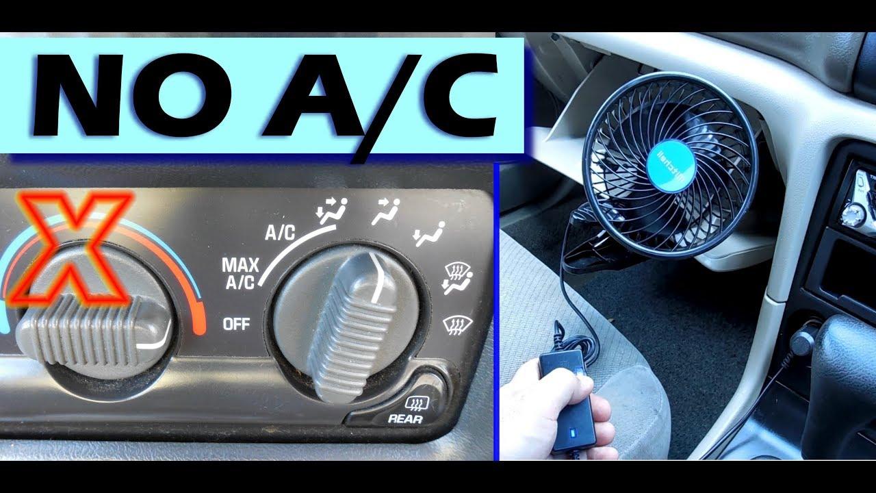 Tip Para Autos Que No Les Funciona El Aire Acondicionado