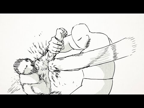A Dog Fight Animation (i mean dirty fight, maybe)