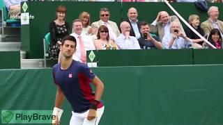 Novak Djokovic dan Maria Sharapova Takliti Video