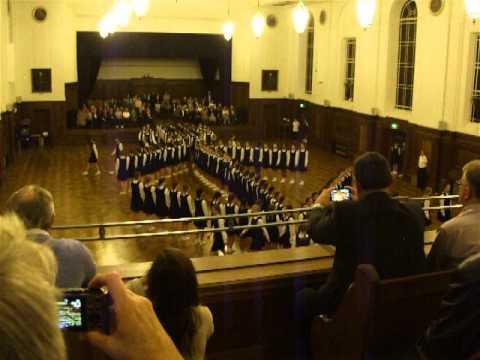 Royal Masonic School Drill