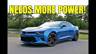 The 2018 Mustang Is BETTER Than My Camaro?!