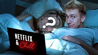 VALENTINES DAY NETFLIX AND CHILL!