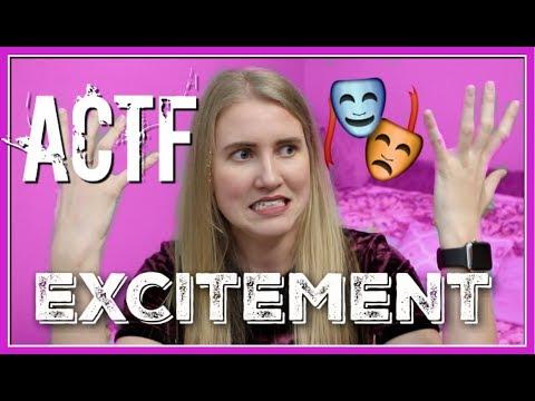 ACTF 2018 Excitement!