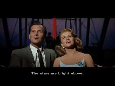 Pat Boone-Bobby Darin-Ann Margret-Pamela Tiffin - It's A Grand Night For Singing (Legenda em Inglês)