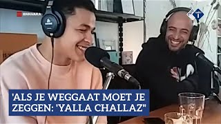 Bilal Wahib En Walid Benmbarek Van Mocro Maffia Leren Renze Klamer Straattaal | Npo Radio 1
