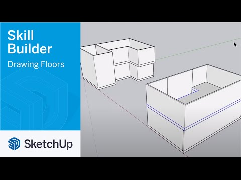 Drawing Floors - Skill Builder