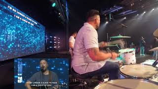 Download Drum Cover - No Longer Slaves - Bethel Music Mp3 and Videos