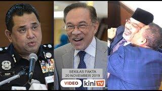 Identiti video intim bakal diketahui, Ikut saluran betul, Dua ahli parlimen cium pipi berdamai