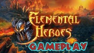 Elemental Heroes Gameplay [PC 1080p]