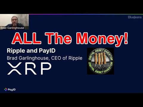 Ripple PayID Conference , Payments Charter 1.0 And XRP / XLM (Chosen Ones)
