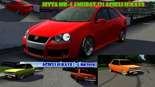 LFS VW JETTA MK-5 &MURAT 131 ACIKLI HİKAYE [+LİNK2018]