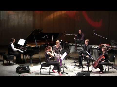 Steve Reich - Double Sextet  3 - Asya Sorshneva, Kseniya Bashmet, Dmitry Schyolkin & iCQ Project