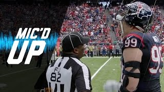 Best Mic'd Up Sounds of Week 2 | Sound FX | NFL
