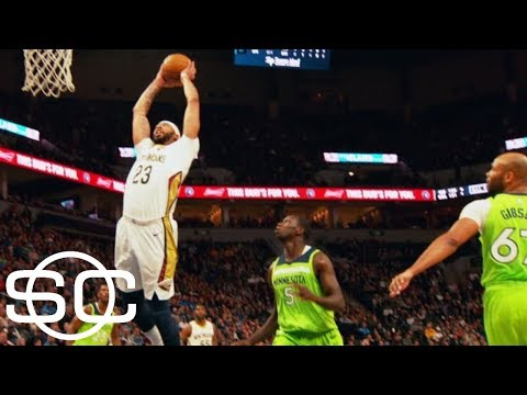 Anthony Davis is just outsmarting fools | SportsCenter | ESPN