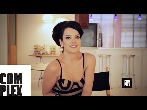 Lily Allen's Guide To British Accents | Complex