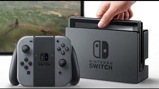 Nintendo Switch: Gray Joy-Con Unboxing