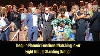 Joker: Audience Reactions - gets 8 minute standing ovation - Joker Wins at Venice Film Festiva