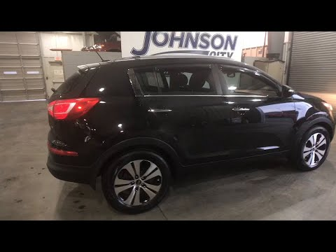 2012 Kia Sportage Johnson City TN, Kingsport TN, Bristol TN, Knoxville TN,  Ashville, NC HP4499