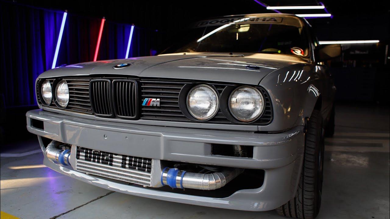 LEVEI A BMW E30 PRO EVENTO DE DRIFT