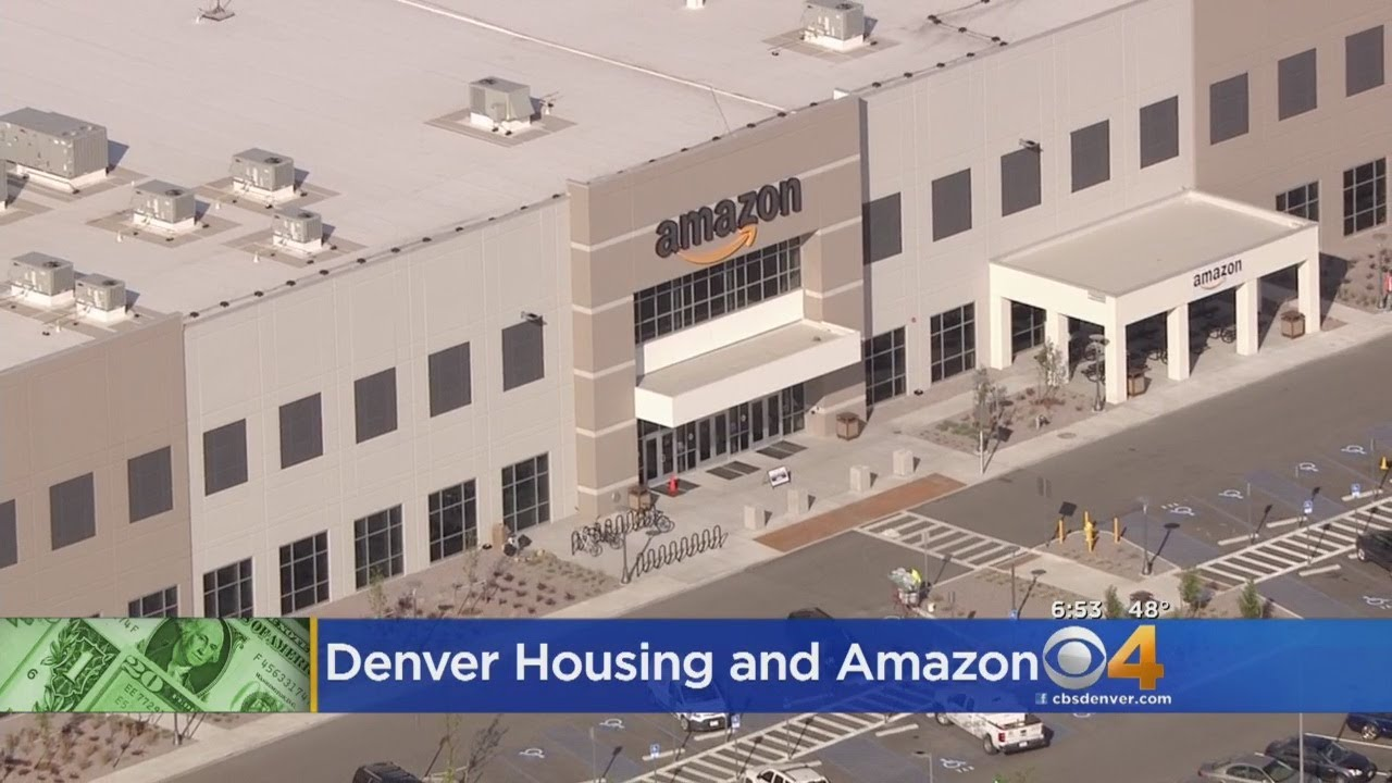 Study Looks At Home Prices, Predicts Denver Won't Be Amazon HQ2 City