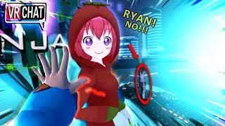 Saddest Anime Sacrifice: RYAN! LOOK OUT!! (VRChat: Virtual Reality)
