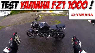 Download Video #MotoVlog 27 : TEST YAMAHA FZ1 / Roadster de caractère ! MP3 3GP MP4
