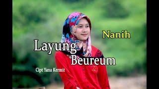 Download Mp3 Layung Beureum - Nanih # Cover Pop Sunda