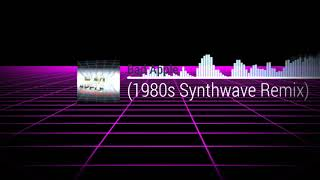 Bad Apple (1980s Synthwave Remix)