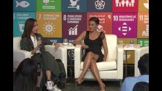 Cecilia Suárez participa en la ONU