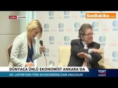 Give us Erdogan and take Obama - says Arthur Laffer, an American economist