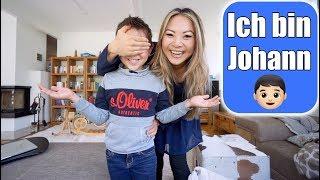 Johann stellt sich vor 👦🏻 Experimente mit Papa | Mama Zeit mit Elisa | Familien VLOG | Mamiseelen