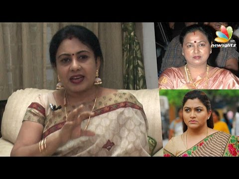 "Anitha Kuppusamy : Congress will give ""Aappu"" to Khushboo 
