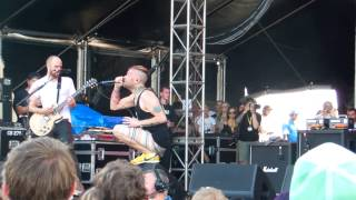The Used - Buried Myself Alive live at the Brisbane Vans Warped Tour