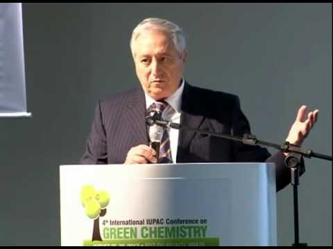 4th International IUPAC Conference on Green Chemistry Opening Ceremony .mp4