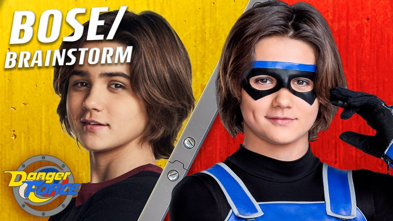 Bose Controls Objects With His Mind! Danger Files Ep.4 | Henry Danger