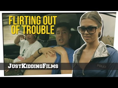 Role Reversal: Flirting Out Of Trouble from YouTube · Duration:  3 minutes 51 seconds