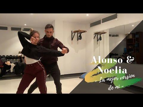 Alonso y Noelia - La mejor versión de mi