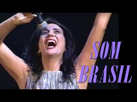 """ZIZI POSSI NO SOM BRASIL: """"A PAZ"""" E """"TANTA SAUDADE"""""""