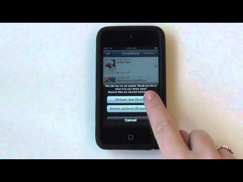 how to add an ebook to iphone