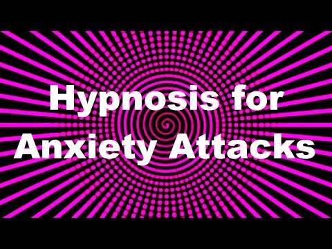 Hypnosis for Anxiety Attacks