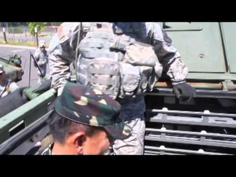 Lt Gen Iriberri visits JBLM